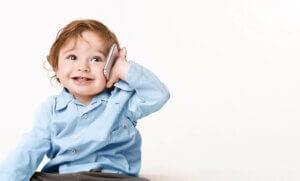 아기의 가장 흔한 첫 단어는 무엇일까?