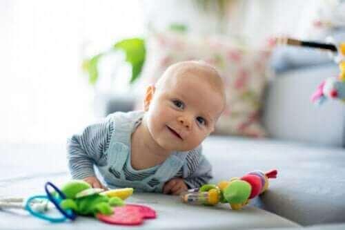 조산아 발달을 위한 조기 자극법