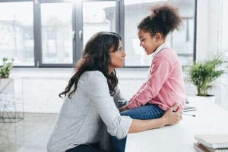 가족의 요구가 아이의 성장에 장애가 될 수 있다
