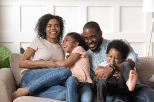 회복탄력성이 높은 아이로 키우는 10가지 방법