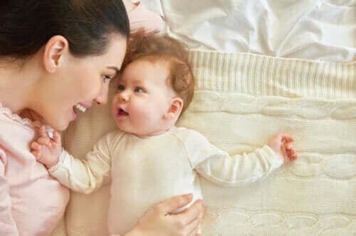 생후 3개월까지 렘수면