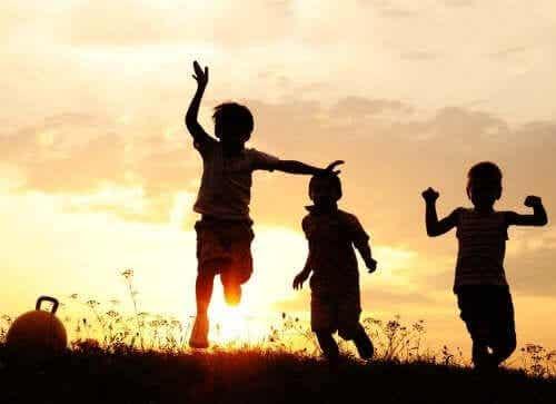 나이에 따른 아이의 자율성