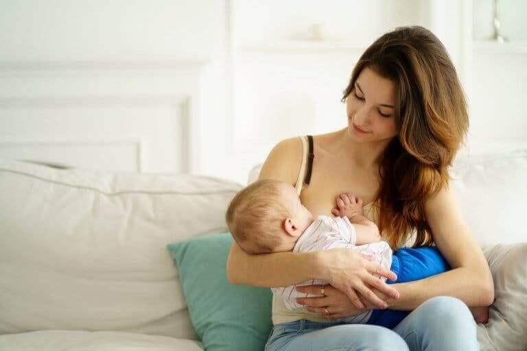 모유 수유의 정상화