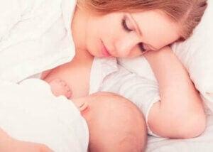 모유 수유 중에 나타나는 생리 불순