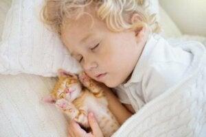 성장에 따른 아기의 수면 패턴 변화
