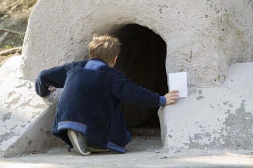 아동의 사회적 유대감 장애