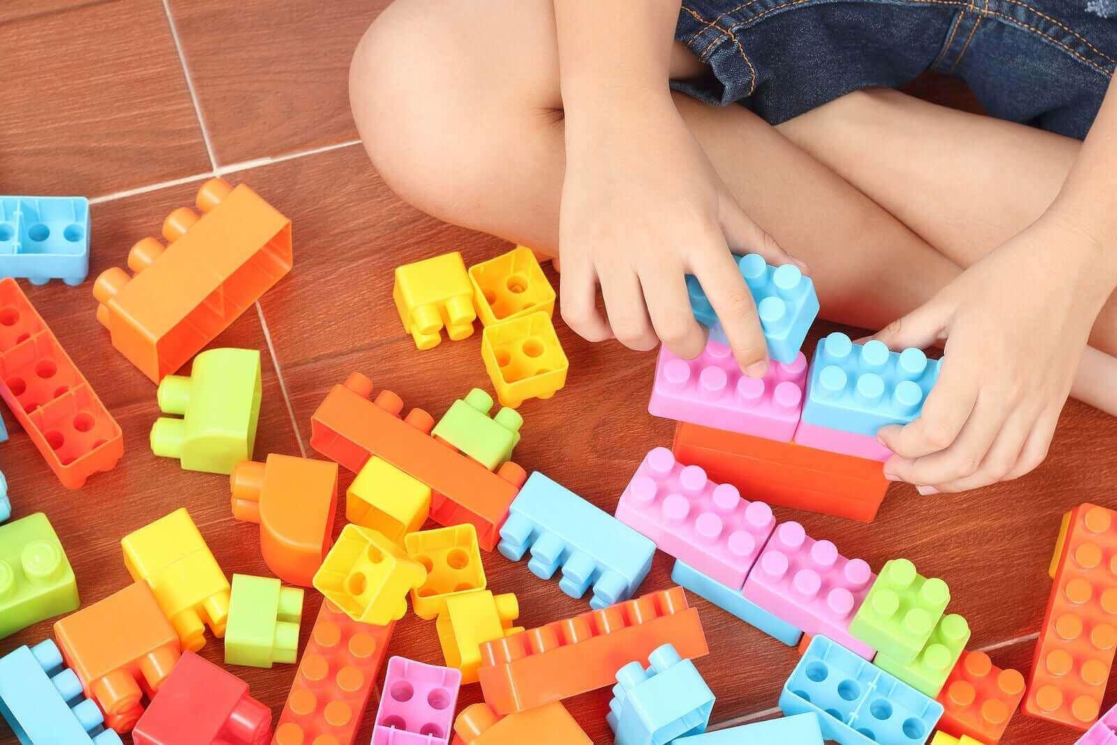 교실에서 사용하는 레고 교육의 이점