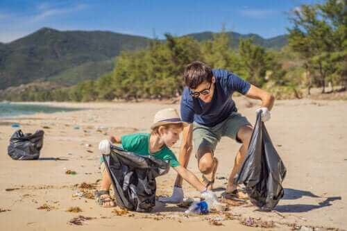 가족이 함께 하면 좋은 환경 보호 활동