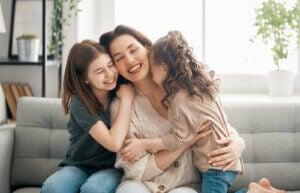 신체적 상호 작용: 우리 아이들을 위한 영양분