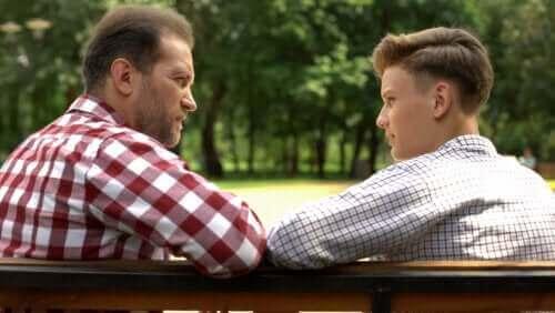 자녀와 긍적적인 토론하는 방법