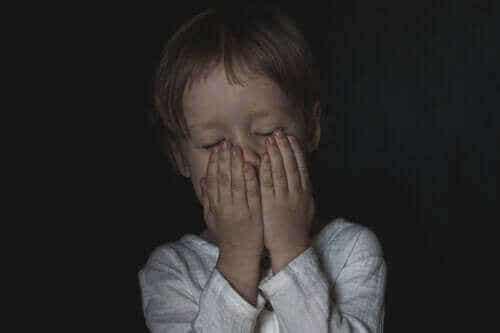 아이의 공포심을 없애 주는 방법