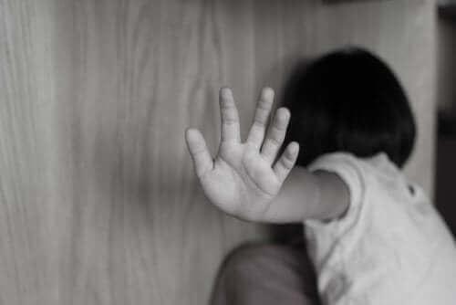 아동 성학대 피해자의 증상