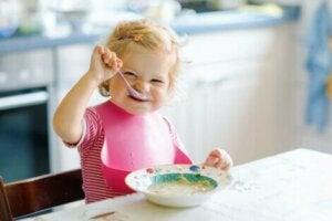 글루텐을 먹이기 시작하는 시기와 방법