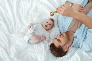 아기와 교감을 더욱 향상시킬 수 있는 방법 5가지