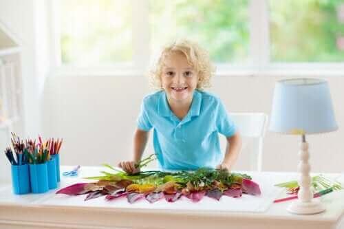 식물에 대해 배울 수 있는 재미있는 활동