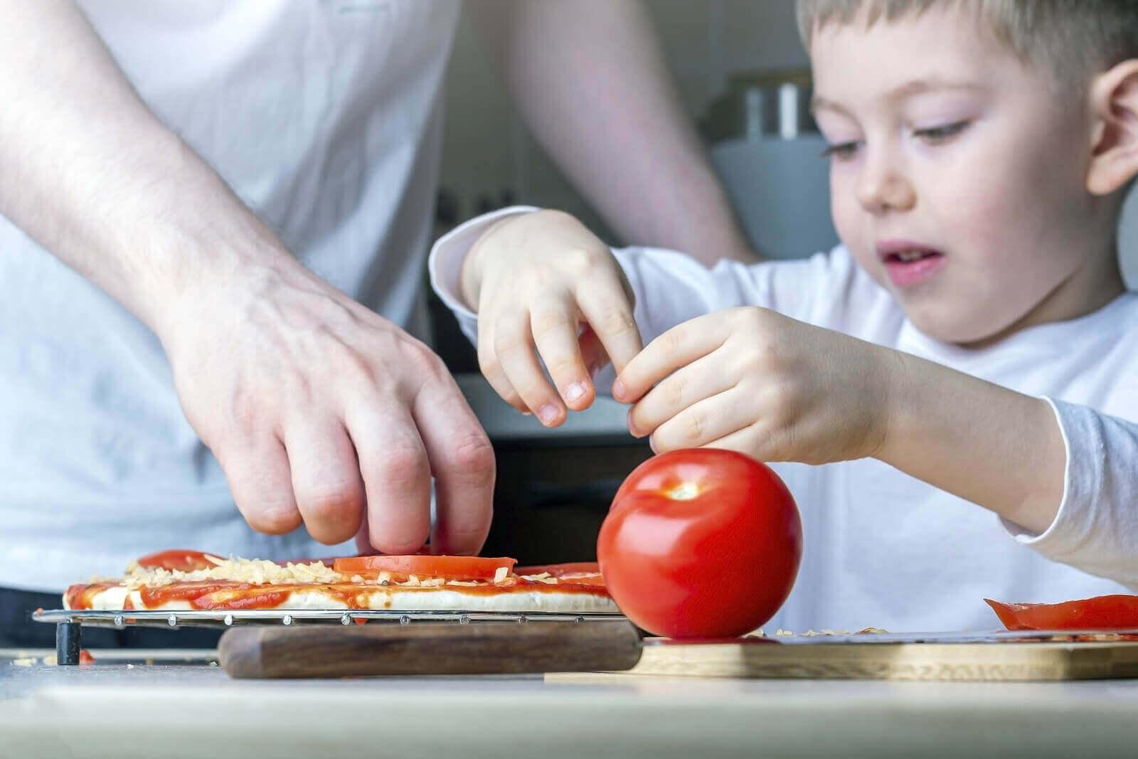 요리 활동이 어린이에게 이로운 이유