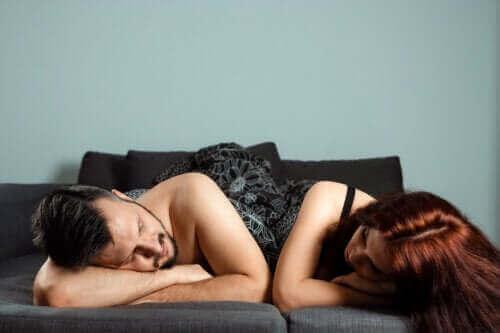 출산 이후 성욕을 되찾는 방법