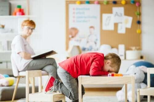 어린이를 위한 정서 치료