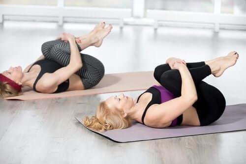 허리를 강화하는 운동