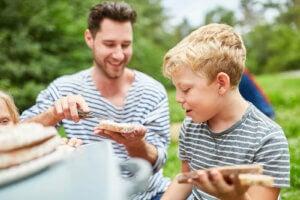 소풍 음식 취급 및 보존을 위한 기본 지침