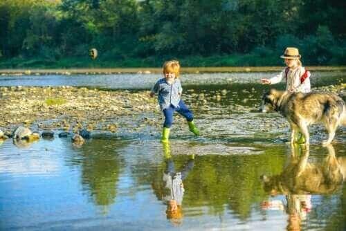어린이를 위한 자유 놀이의 중요성