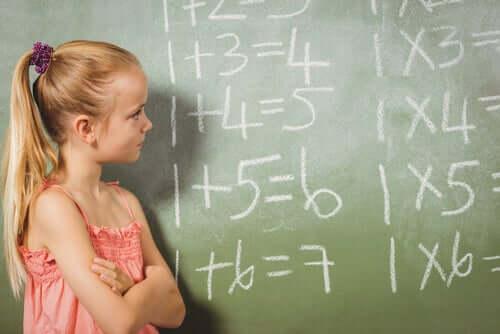 어린이의 수학 능력을 향상하는 방법