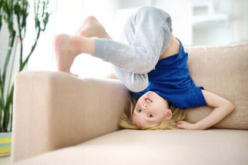 어린이의 충동적인 행동 이해하기