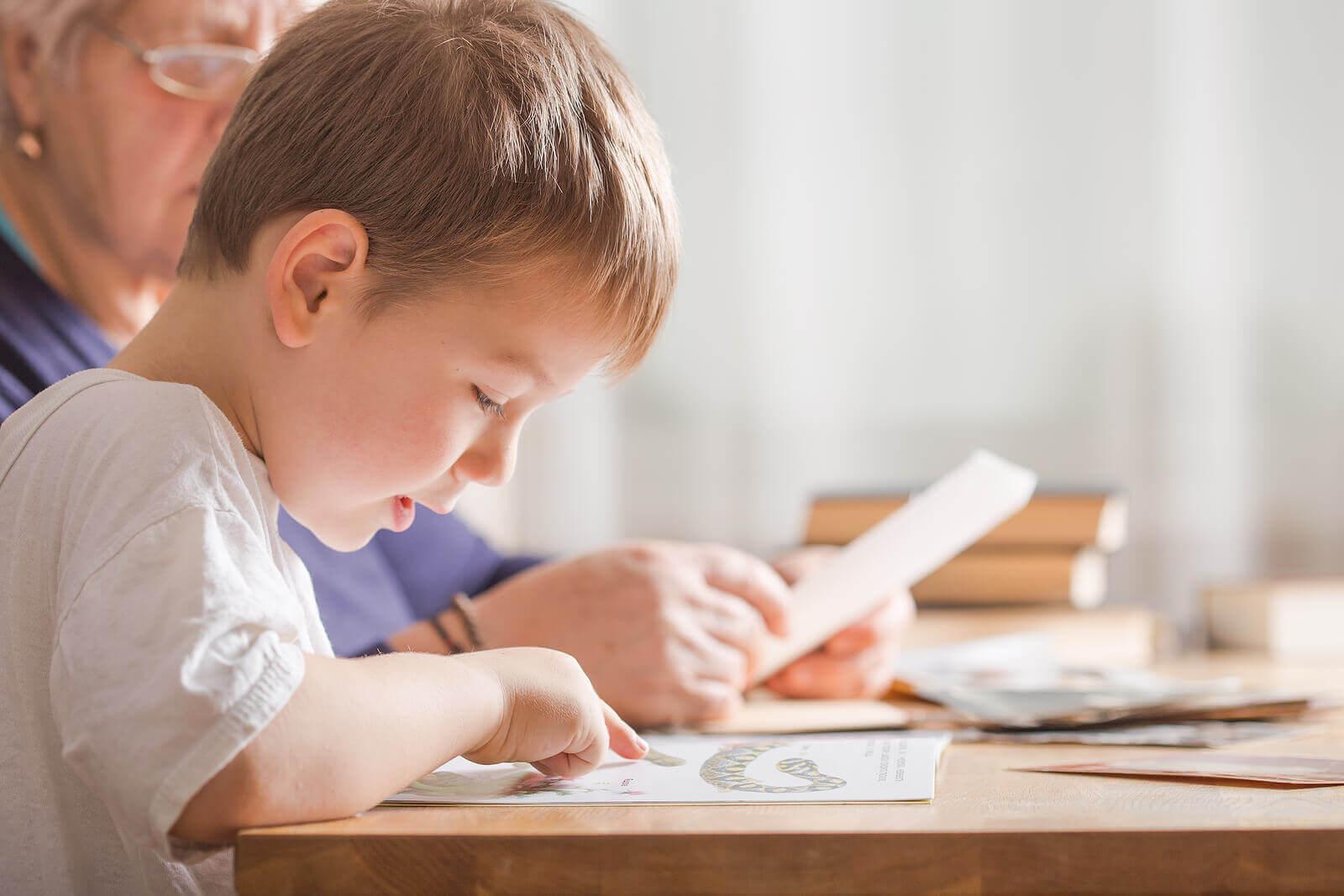 읽기와 쓰기를 가르치는 다양한 방법