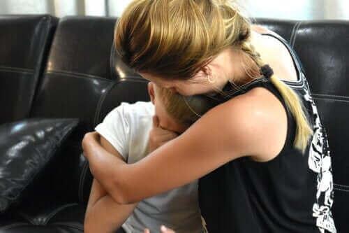 간과해서는 안 되는 어린이의 불안 증상