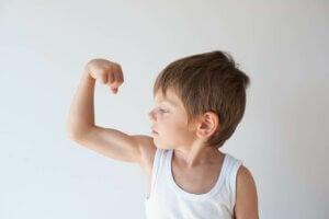 일부 아이들이 다른 아이들보다 더 열심히 노력하는 이유