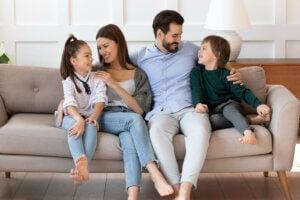 사랑으로 부모의 권위를 행사하는 더 많은 팀