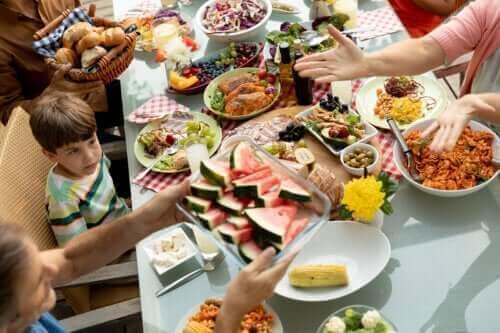 아이를 위한 마음챙김 먹기