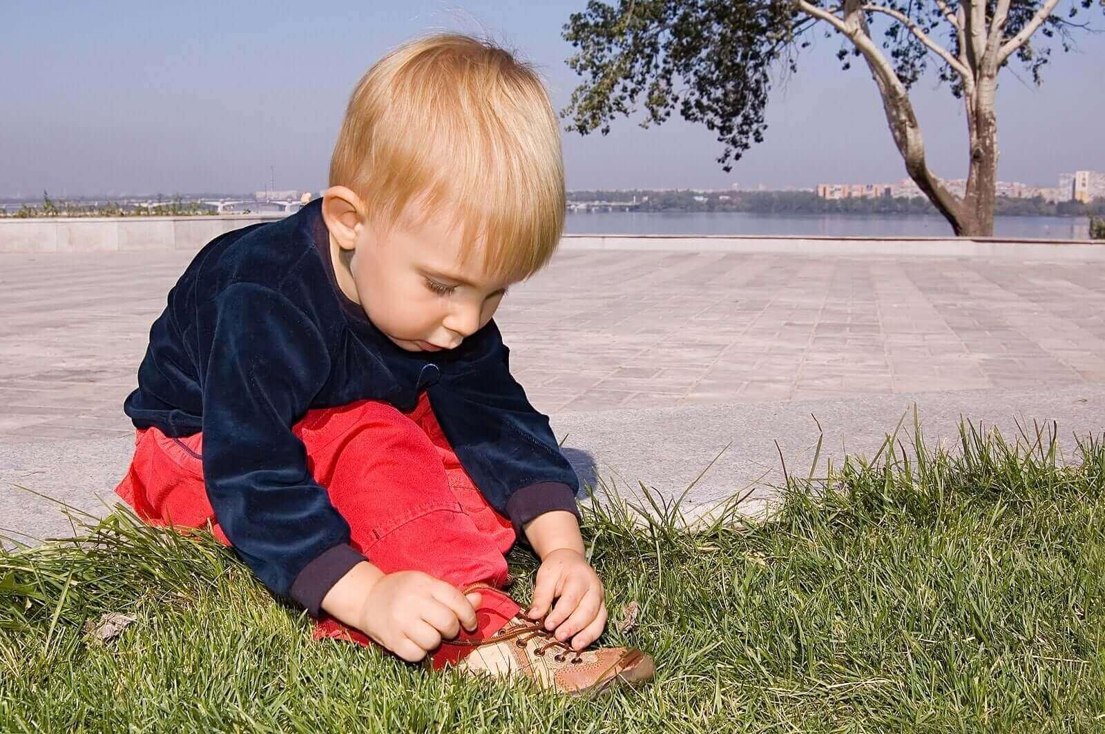 아동기 성격 발달의 단계