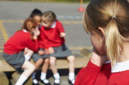 학교에서의 고립이란 무엇일까?