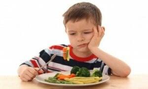 아동기 영양 결핍의 편견