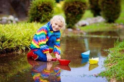 물놀이가 어린이에게 선사하는 8가지 이점