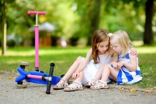 어린이 대인 관계 지능 발달을 장려하는 방법