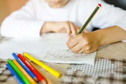 어린이가 손글씨를 배우면 좋은 이유