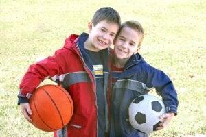 아이들에게 가장 좋은 스포츠는 무엇일까?