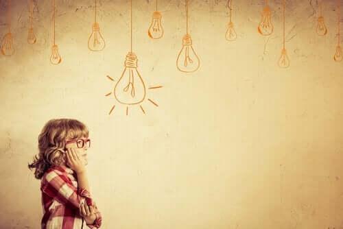 영재 아동의 자질과 교육