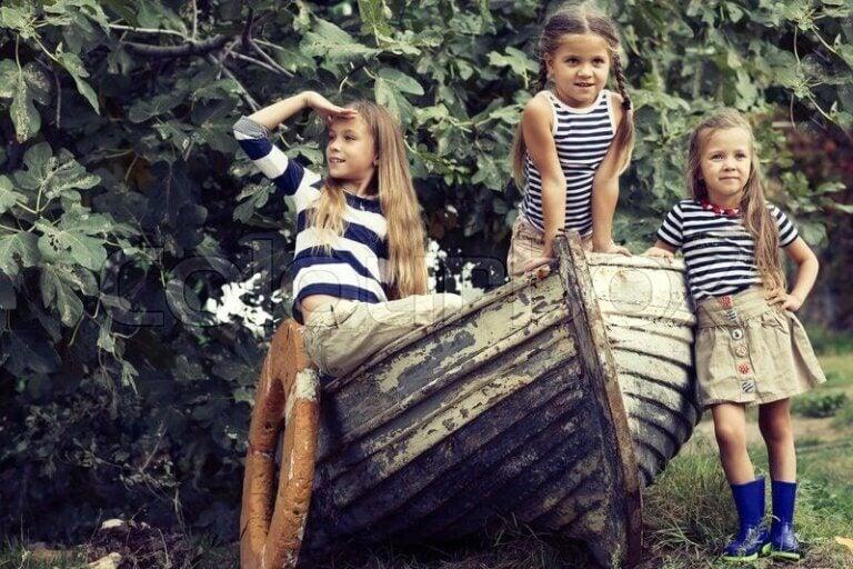 아이들이 자연을 존중하도록 가르쳐야 하는 이유
