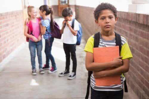 학교에서 고립을 피하는 방법