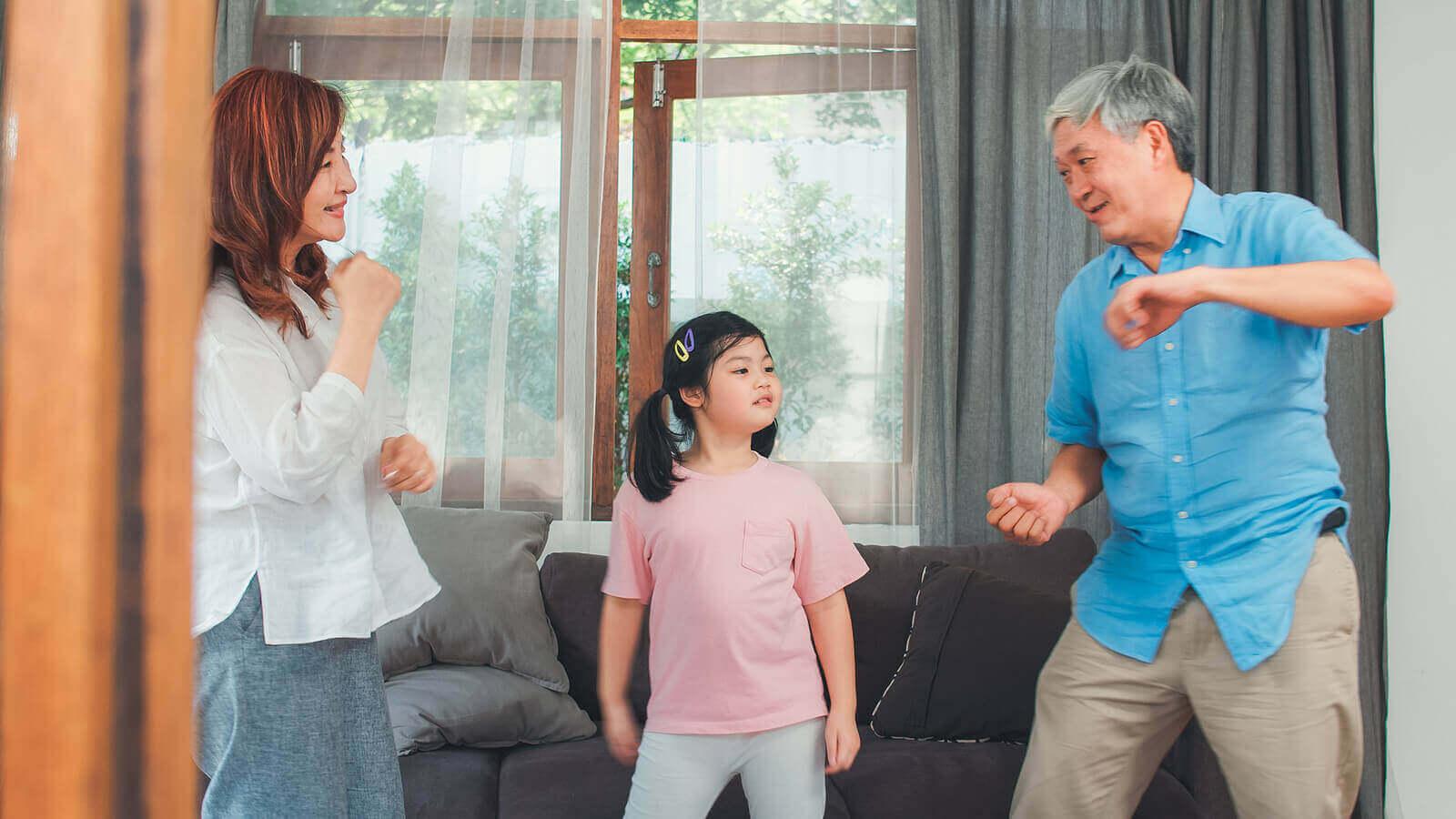 어린이를 위한 음악 기반 게임 3가지