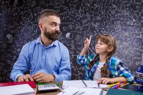 영재아동의 자질 및 교육