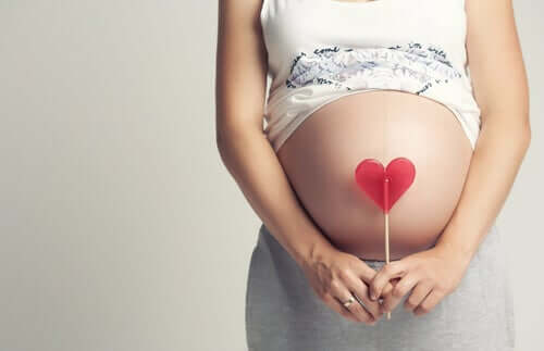 임신 22주차의 특징