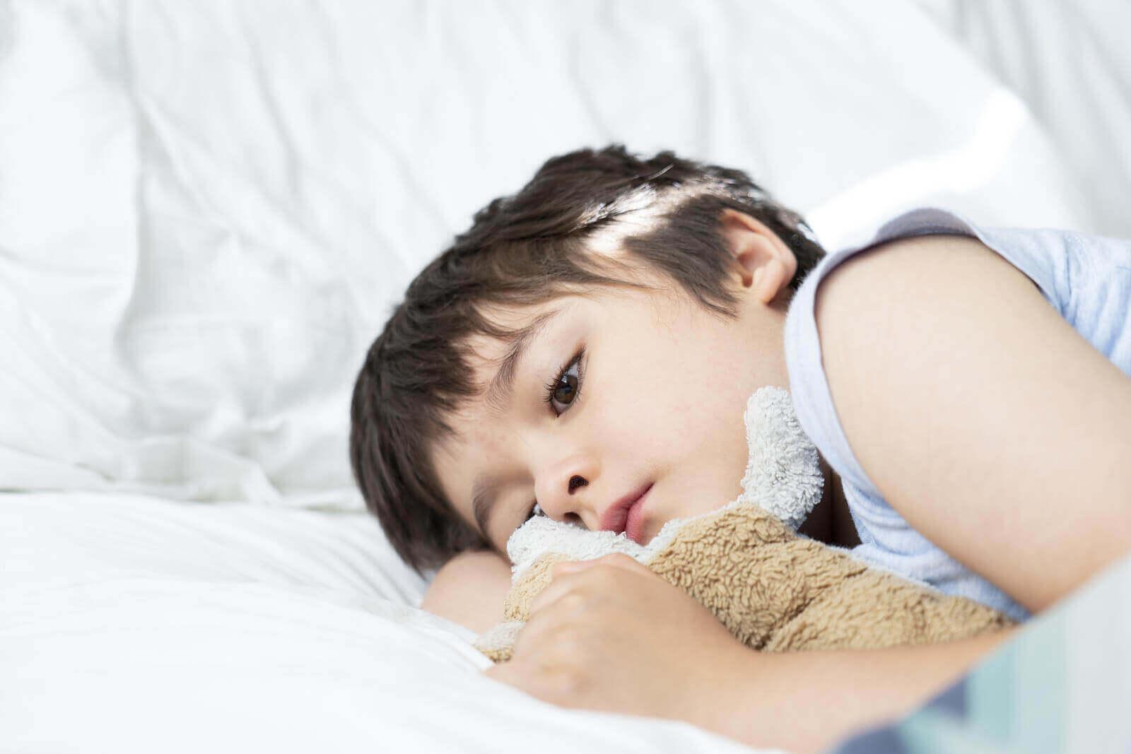 어린 시절의 정신적 피로를 피하는 방법