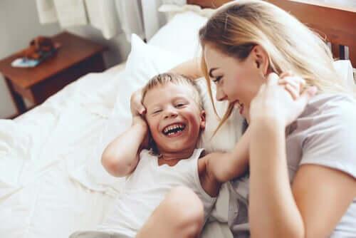 젊은 엄마는 무엇을 기대할 수 있을까?
