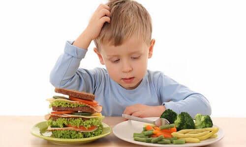 어린 시절의 체중 감소에 대한 걱정: 정말 위험한 것일까 부모의 과장에 불과할까?
