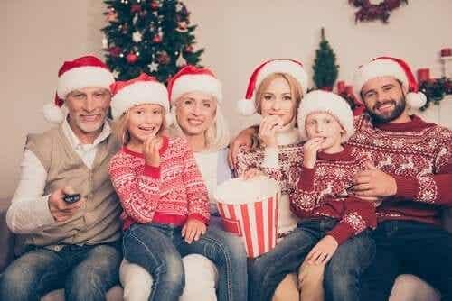 온 가족이 즐길 수 있는 멋진 크리스마스 영화 7편