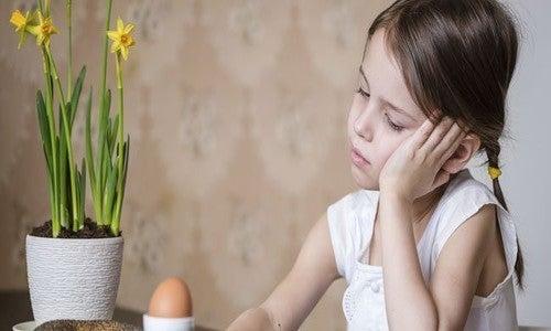 어린이의 체중 감소 증상, 원인 및 치료